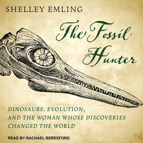 The Fossil Hunter read by Rachael Beresford